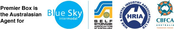 Agent for Blue Sky Intermodal. Member of Self Storage Association of Australia