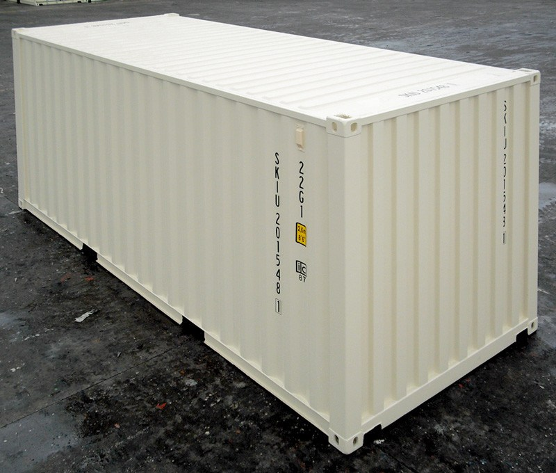 20' High Cube Shipping Container