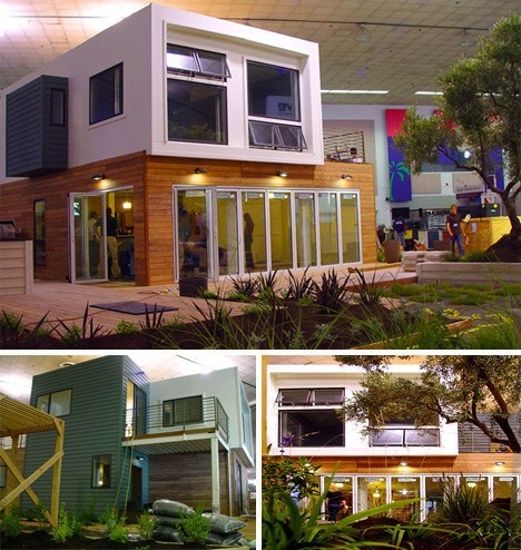 SG Blocks Shipping Container House