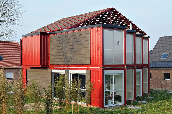 Shipping Container Homes on any Budget