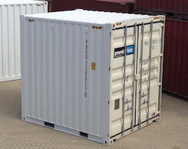 10ft Shipping Container - High cube