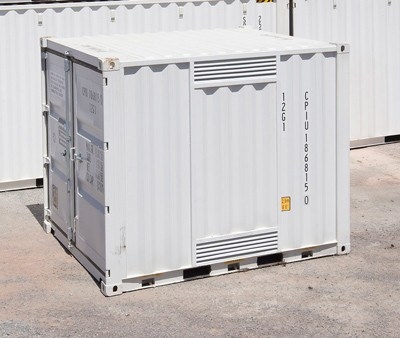10ft Shipping Container - Dangerous Goods