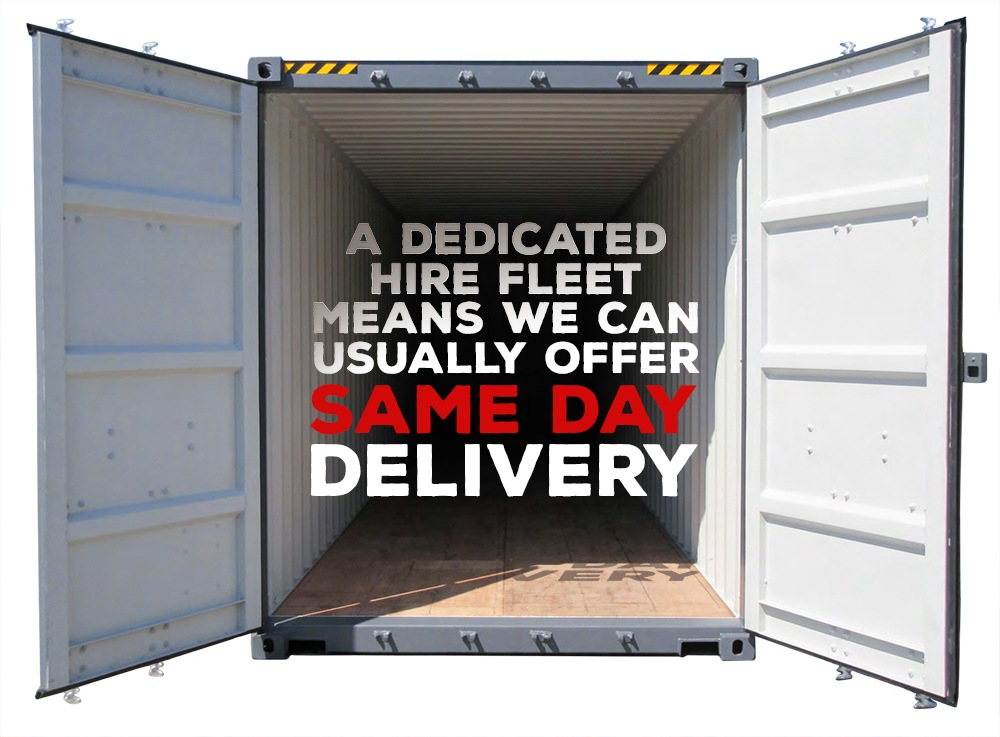 Shipping Containers for Hire Premier Box