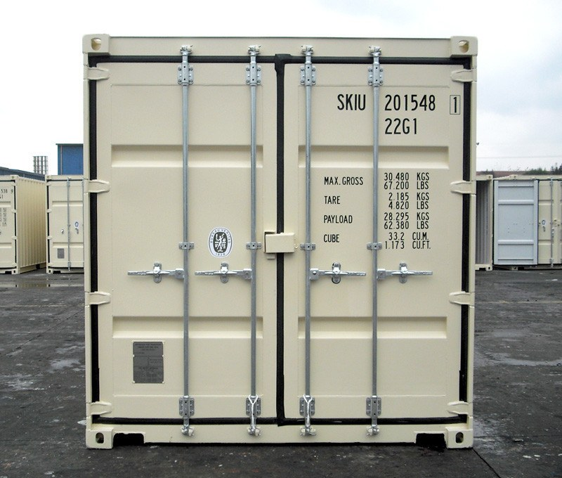 Shipping Containers Coming Soon Premier Box