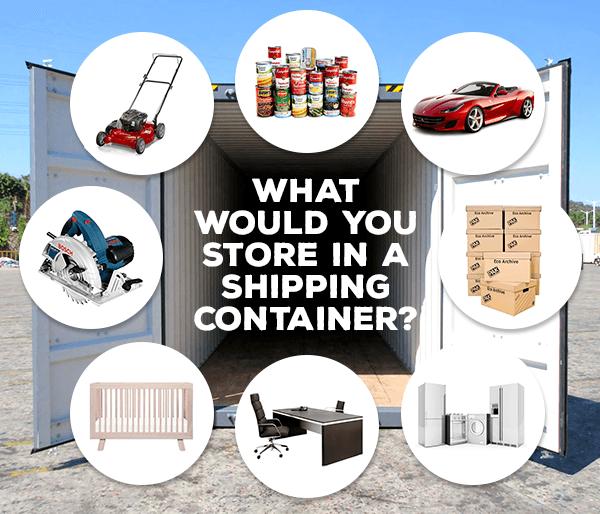 Hire a Storage Container Rent Premier Box Brisbane Sunshine Coast