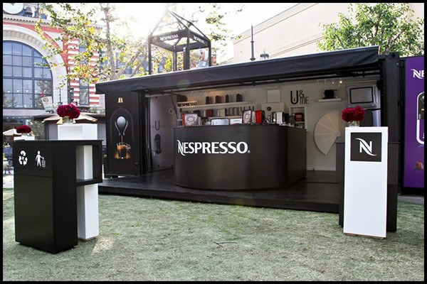 Nespresso Pop Up