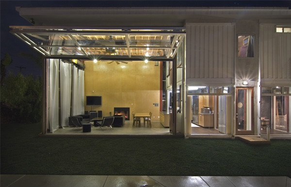 Redondo beach shipping container home 2