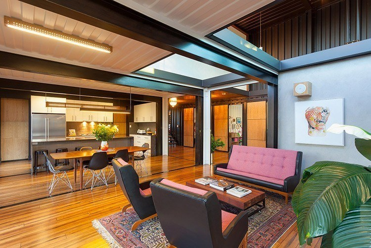 Brisbane Shipping Container Home