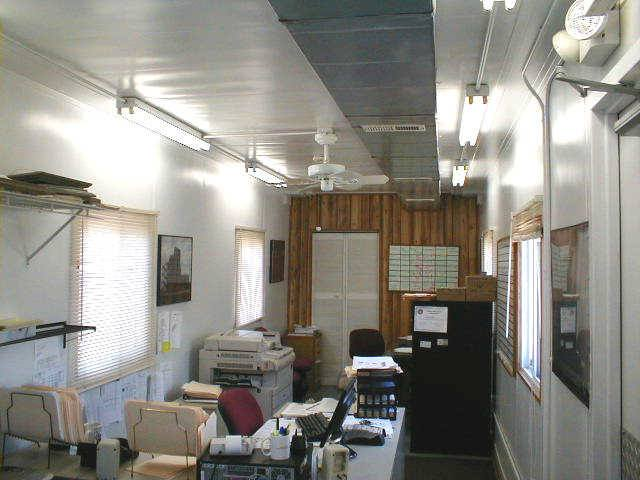 Shipping Container Site Office
