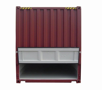 Bulker Shipping Container