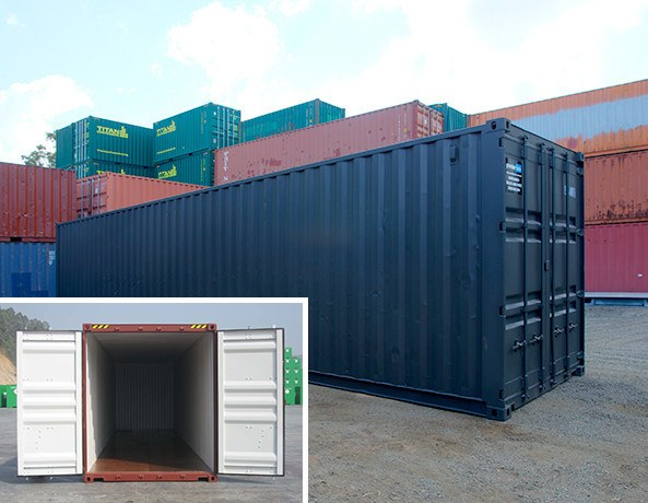Buy New Used 10ft 20ft 40ft Shipping Containers for Sale