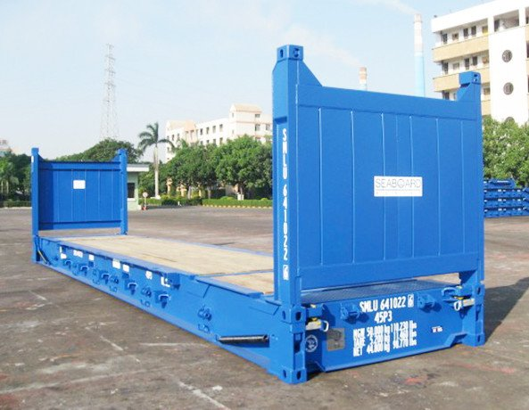 flat-rack-container