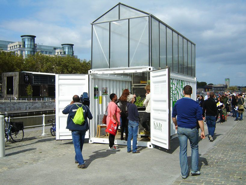 Premier Box shipping containers